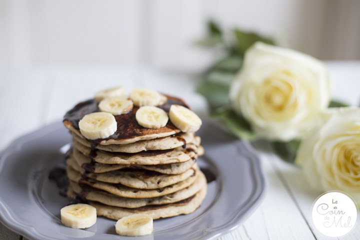 Banana Pancakes Vegan Gluten Free Free From Refined Sugar Yummy