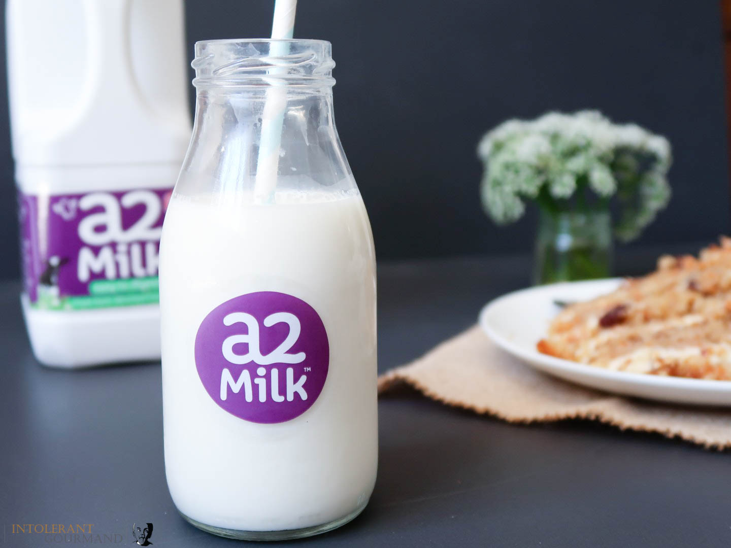 Tummy Troubles - with tummy troubles being a common problem in children, and resulting in them missing out on parties, taking part in sports and more, could a2 Milk help? www.intolerantgourmand.com
