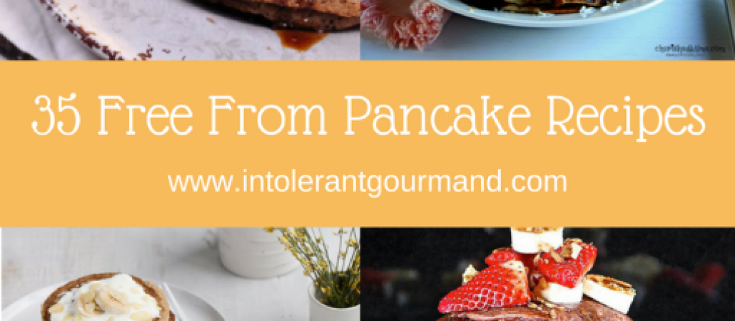 35 Free From Pancake recipes!